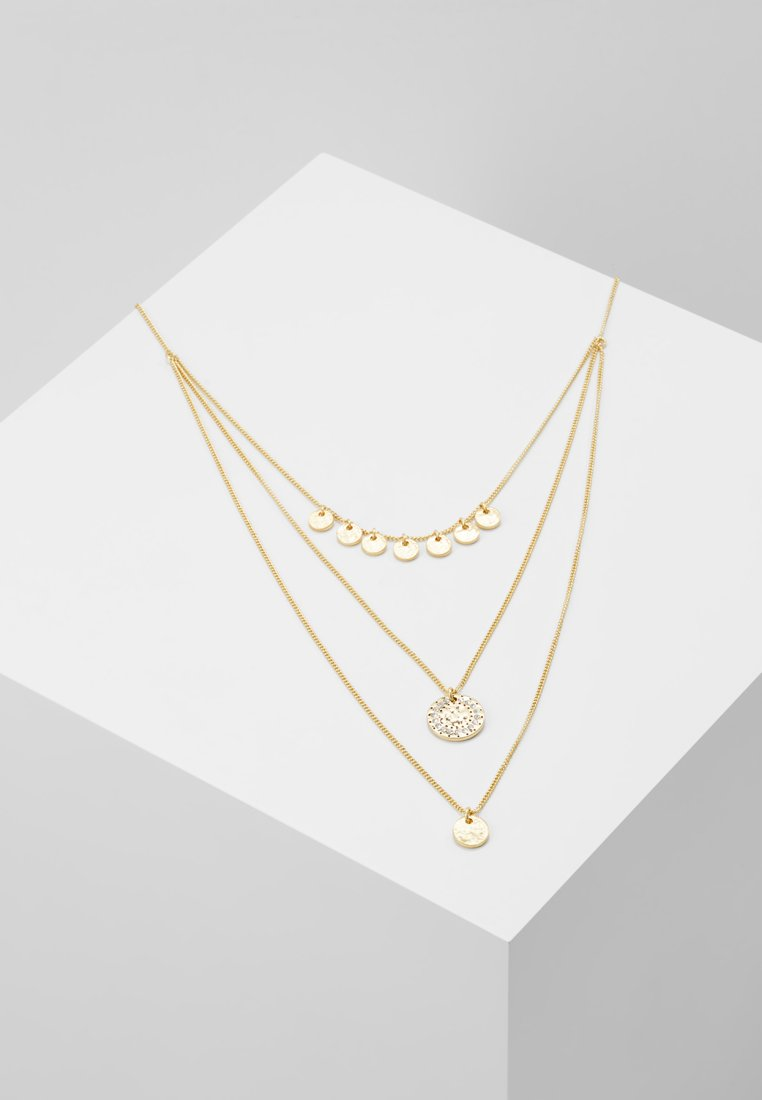 Pilgrim - NECKLACE ARDEN - Collier - gold-coloured