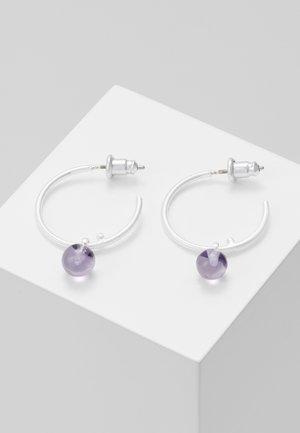 EARRINGS ARDEN - Korvakorut - silver-coloured