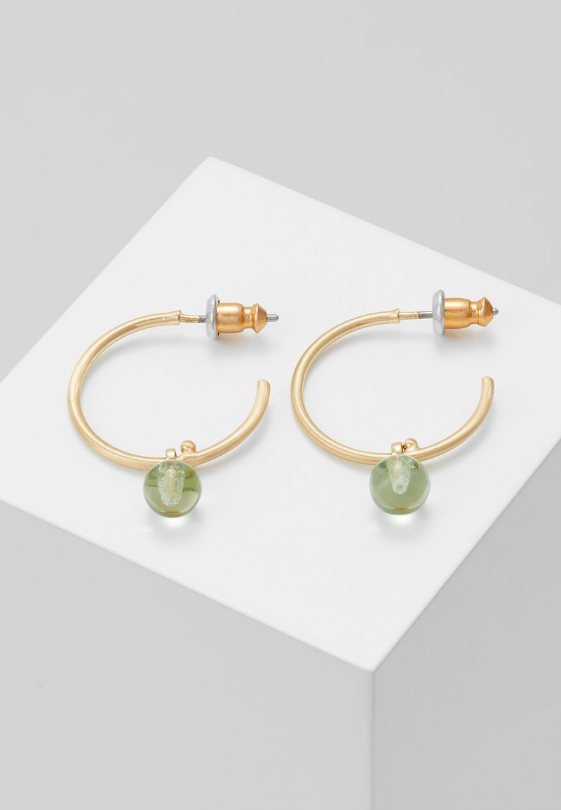 Pilgrim - EARRINGS ARDEN - Orecchini - gold-coloured