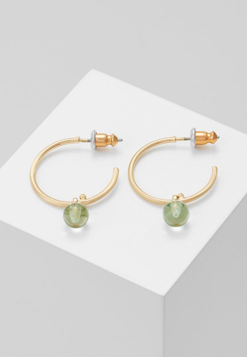 Pilgrim - EARRINGS ARDEN - Ohrringe - gold-coloured