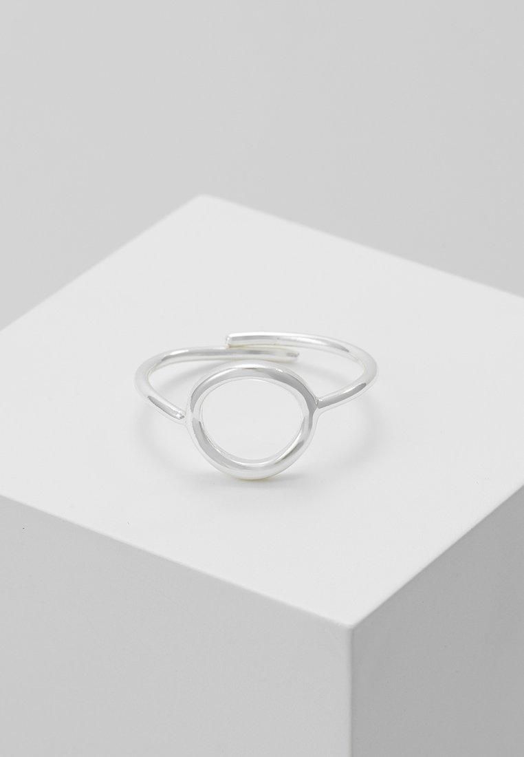 Pilgrim - Ring - silver-coloured