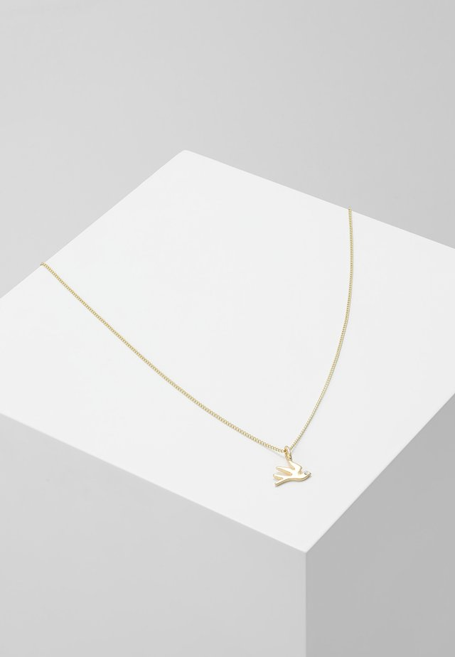 NECKLACE ZORA - Smykke - gold-coloued