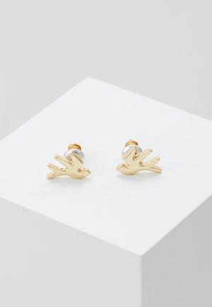 EARRINGS ZORA - Örhänge - gold-coloured