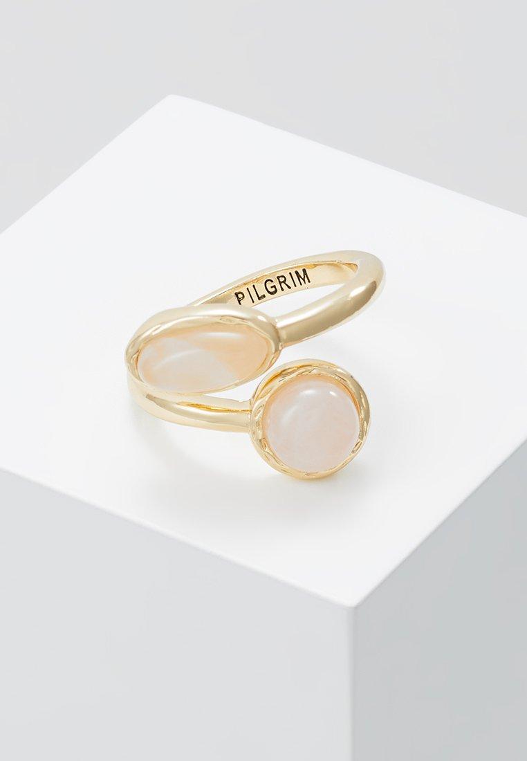 Pilgrim - WENDELL ADJUSTABLE - Ring - gold-coloured