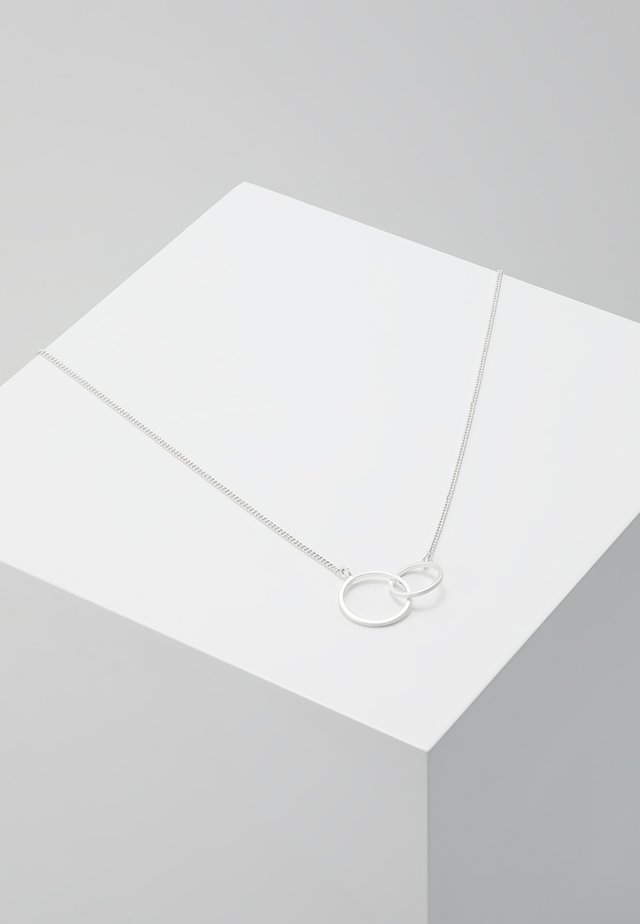 NECKLACE HARPER - Smykke - silver-coloured