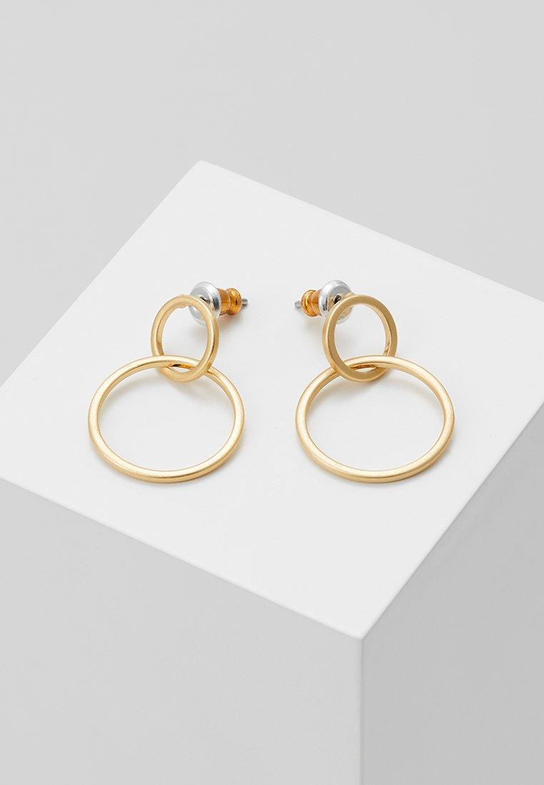 Pilgrim - EARRINGS HARPER - Earrings - gold-coloured