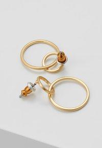 Pilgrim - EARRINGS HARPER - Earrings - gold-coloured - 2