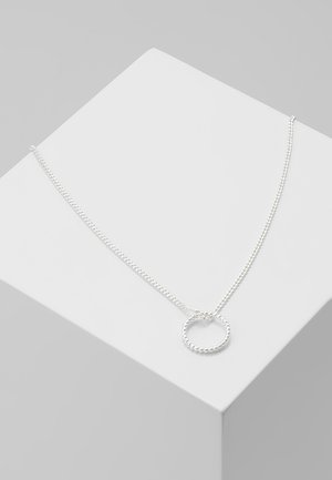 NECKLACE LEAH - Ketting - silver-coloured