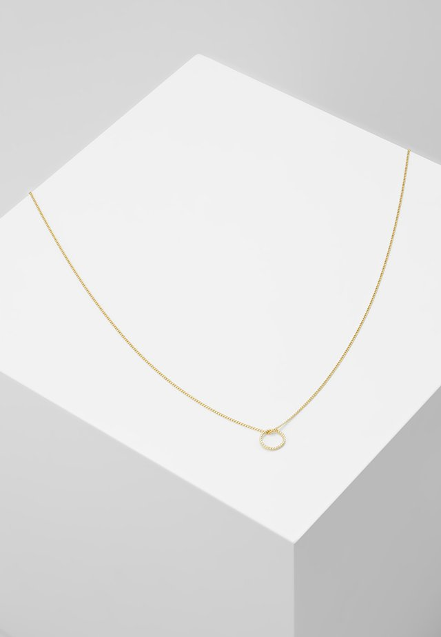 NECKLACE LEAH - Necklace - gold-coloured