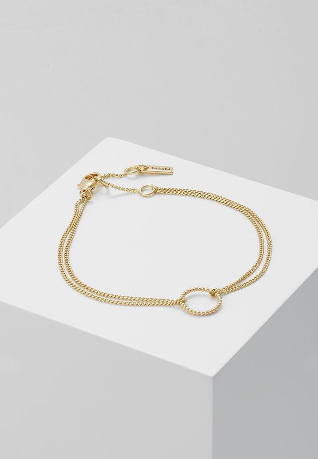 Náramek - gold-coloured