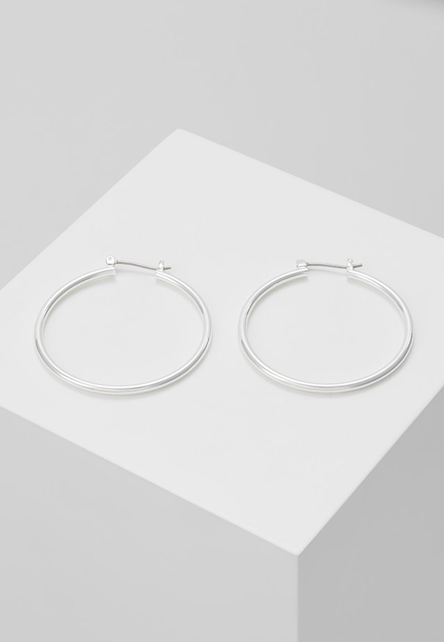 EARRINGS LAYLA  - Ohrringe - silver-coloured