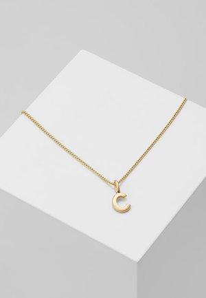 NECKLACE C - Náhrdelník - gold-coloured