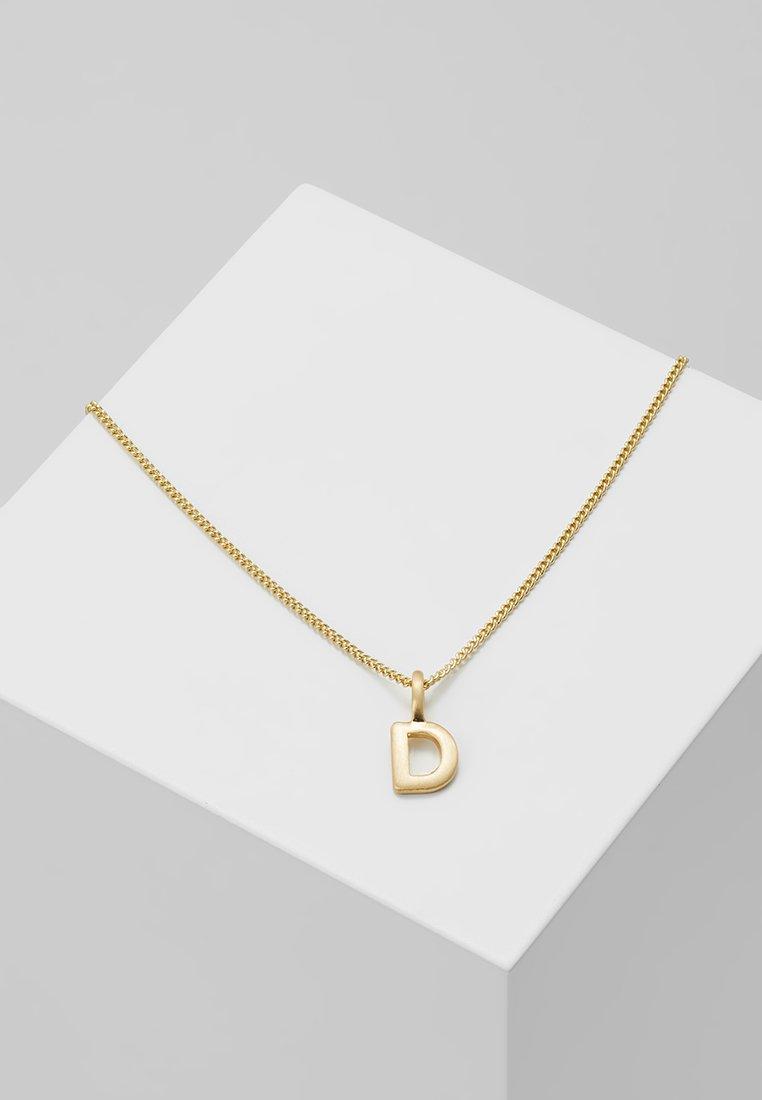 Pilgrim - NECKLACE D - Halskette - gold-coloured
