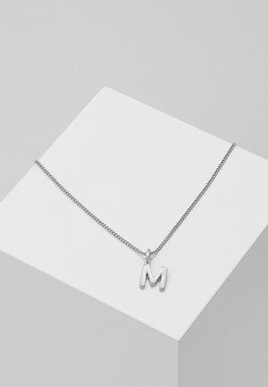 NECKLACE M - Náhrdelník - silver-coloured