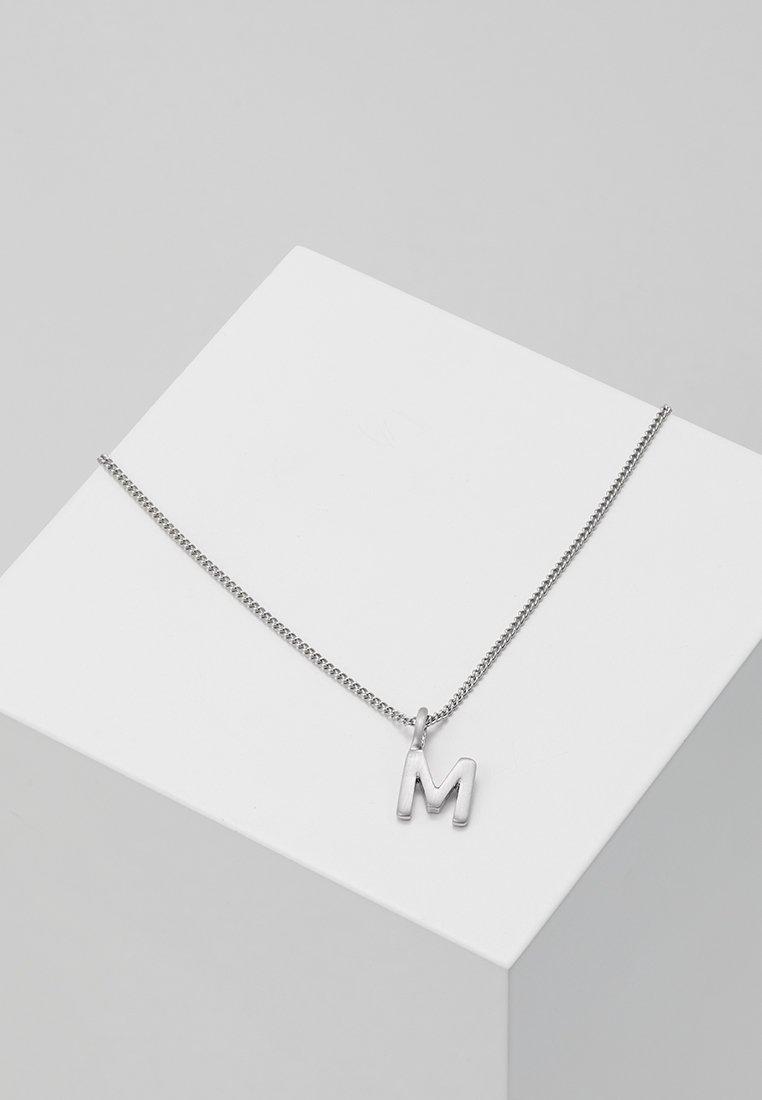 Pilgrim - NECKLACE M - Necklace - silver-coloured