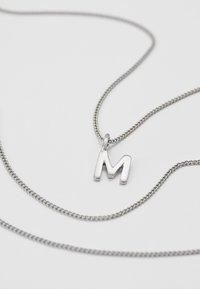 Pilgrim - NECKLACE M - Necklace - silver-coloured - 4