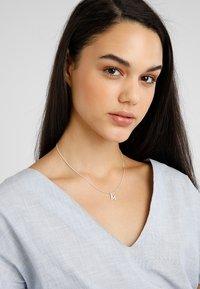 Pilgrim - NECKLACE M - Necklace - silver-coloured - 1