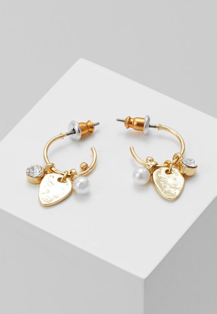 Pilgrim - EARRINGS AMA - Ohrringe - gold-coloured