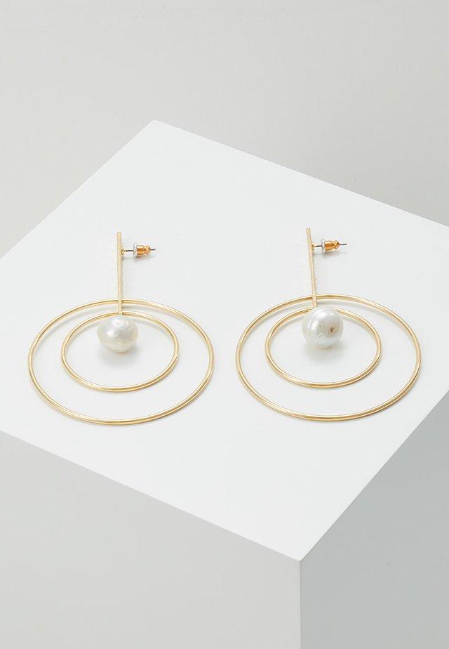 EARRINGS  AMA - Örhänge - gold-coloured