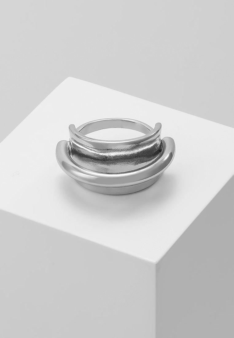Pilgrim - AYA - Ring - silver-coloured
