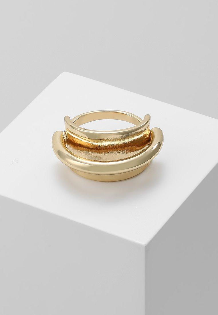 Pilgrim - AYA - Ring - gold-coloured