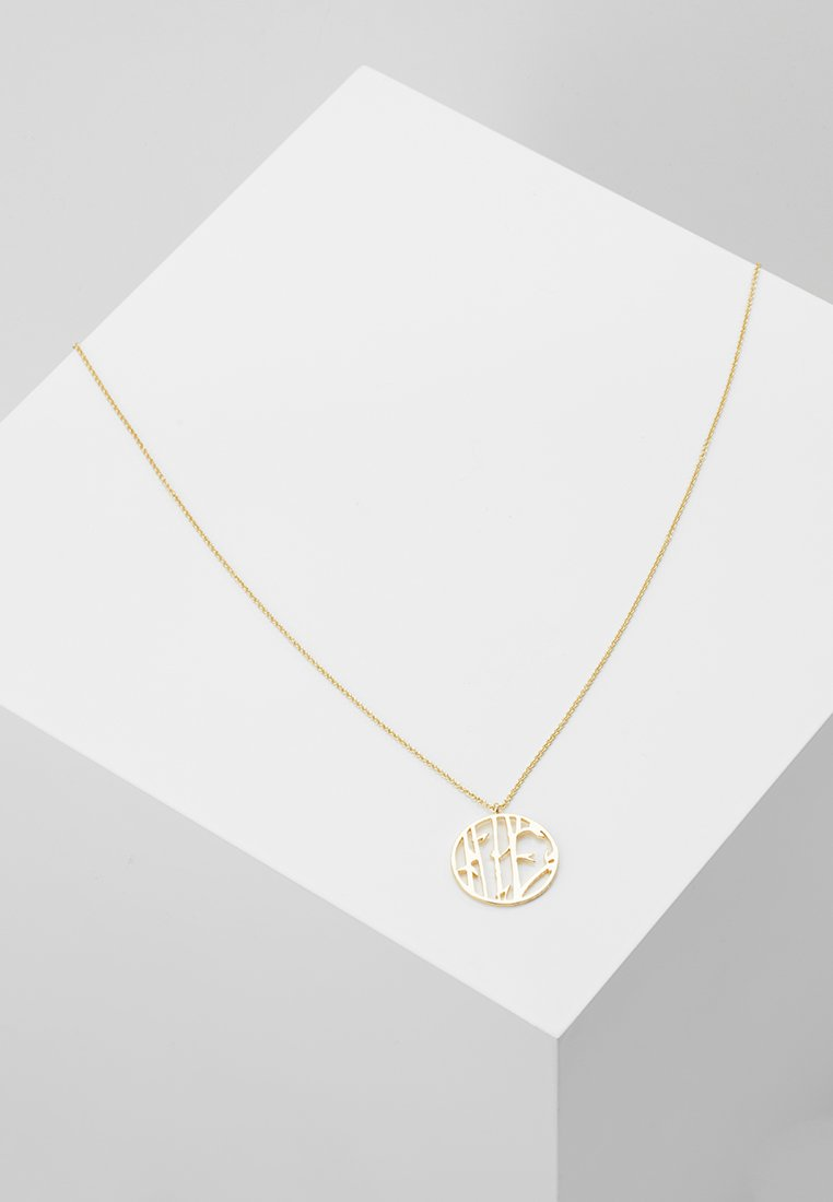 Pilgrim - NECKLACE KIWA - Necklace - gold-coloured