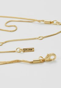 Pilgrim - NECKLACE LUCIA - Collier - gold-coloured - 2