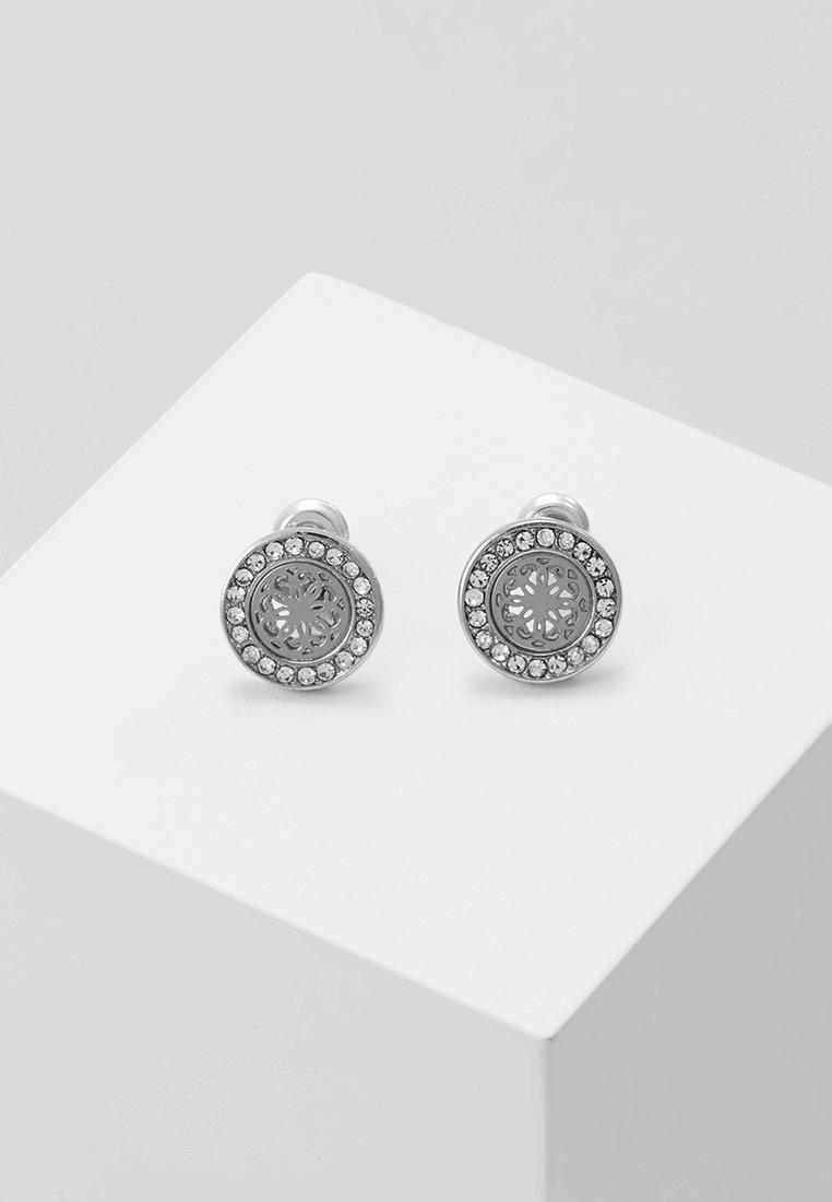 Pilgrim - EARRINGS HENRIETTA - Boucles d'oreilles - silver-coloured