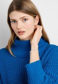 Pilgrim - BRACELET LUCIA - Bracelet - silver-coloured - 1
