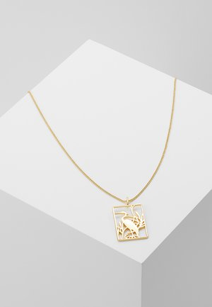NECKLACE ASAMI - Ketting - gold-coloured
