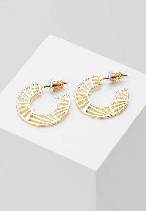 EARRINGS ASAMI - Örhänge - gold-coloured