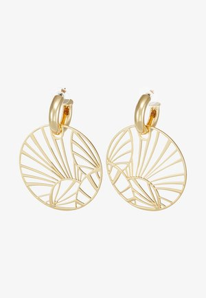 EARRINGS ASAMI - Kolczyki - gold-coloured