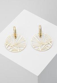 Pilgrim - EARRINGS ASAMI - Örhänge - gold-coloured - 0