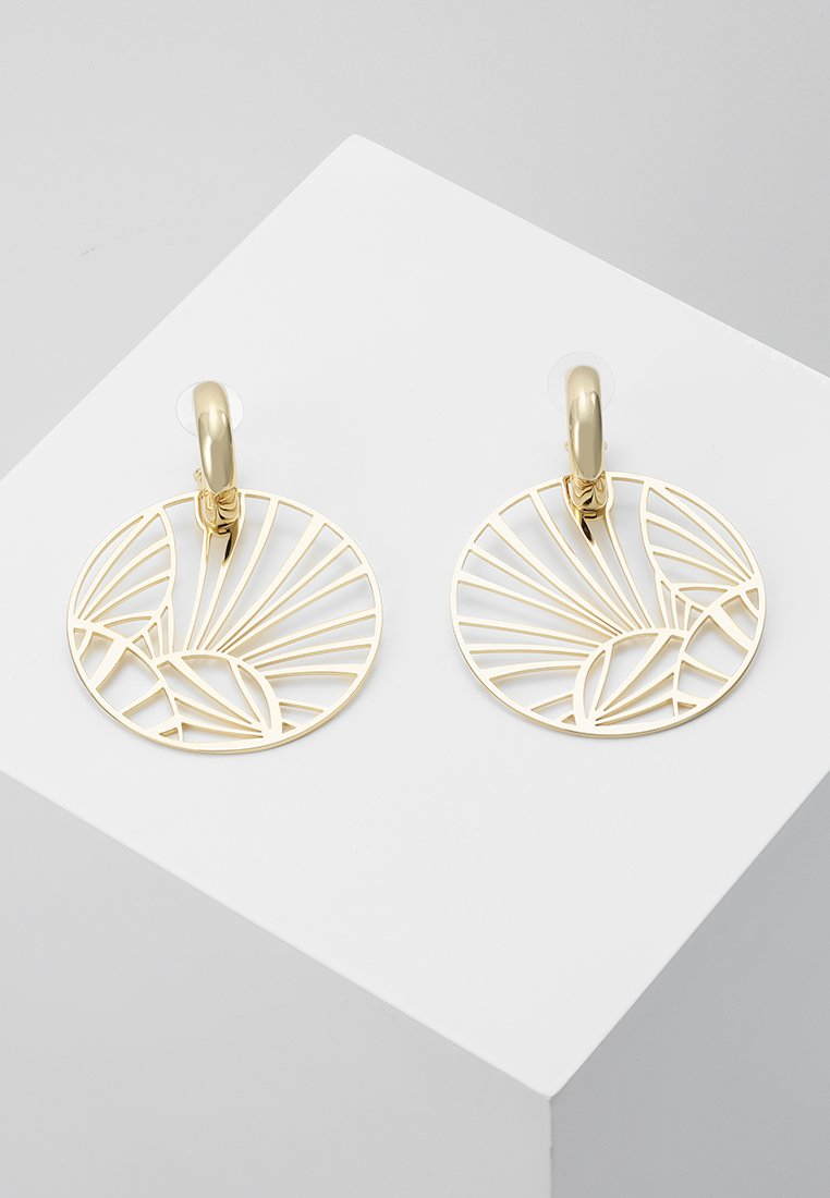 Pilgrim - EARRINGS ASAMI - Örhänge - gold-coloured