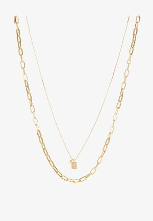 NECKLACE HANA 2 PACK - Ketting - gold-coloured