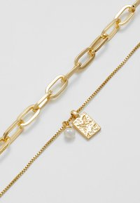 Pilgrim - NECKLACE HANA 2 PACK - Ketting - gold-coloured - 4