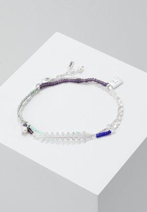 BRACELET KIKU - Náramek - silver-coloured