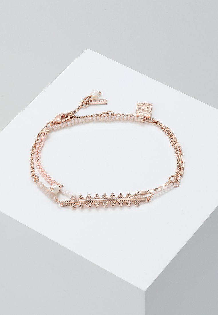 Pilgrim - BRACELET KIKU - Armband - rose gold-coloured