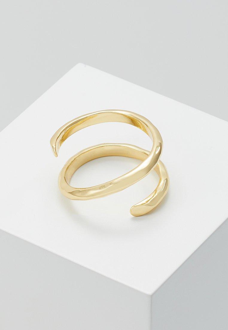 Pilgrim - RING - Ringe - gold-coloured