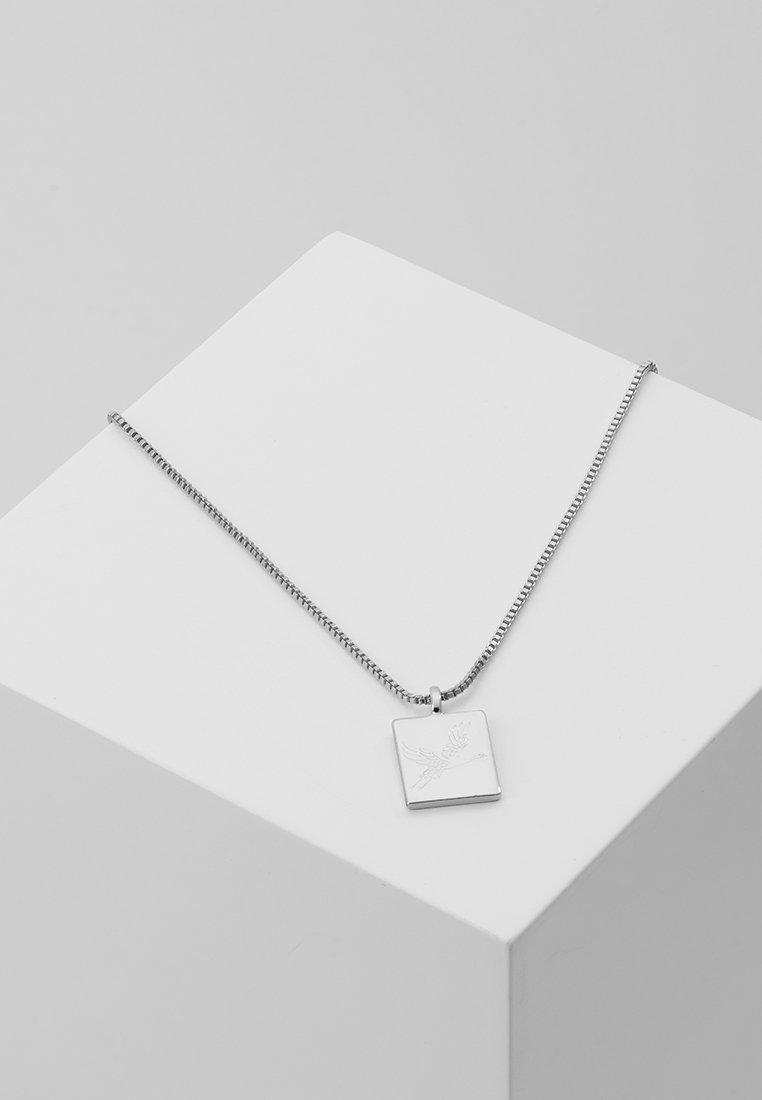 Pilgrim - NECKLACE TANA - Halskæder - silver-coloured