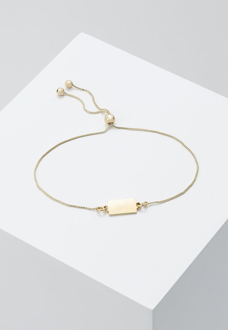 Pilgrim - BRACELET TANA - Pulsera - gold-coloured