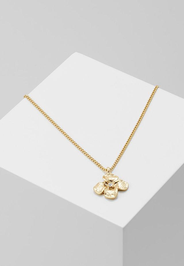 NECKLACE JUSTINE - Náhrdelník - gold-coloured