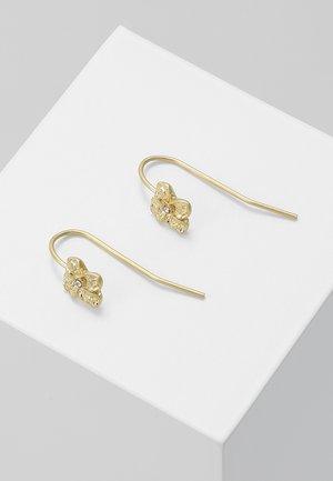 EARRINGS JUSTINE - Oorbellen - gold-coloured