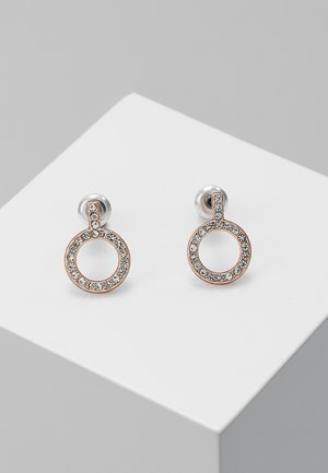 EARRINGS ODETTE - Boucles d'oreilles - rose gold-coloured