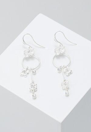 EARRINGS JUSTINE - Earrings - silver-coloured