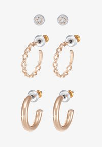 Pilgrim - GRACIE SET - Oorbellen - rose gold-coloured - 4