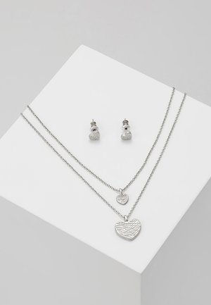 ASTA SET - Halsband - silver-coloured