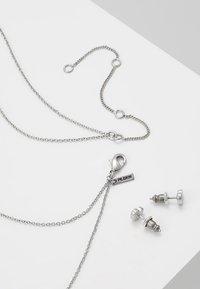Pilgrim - ASTA SET - Halsband - silver-coloured - 2