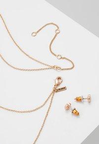 Pilgrim - ASTA SET - Earrings - rose gold-coloured - 2