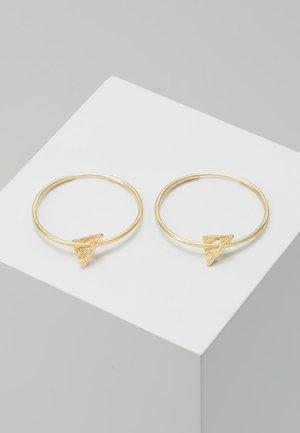 EARRINGS SIGYN - Örhänge - gold-coloured